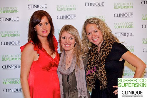 Clinique Super Skin Super Food Party