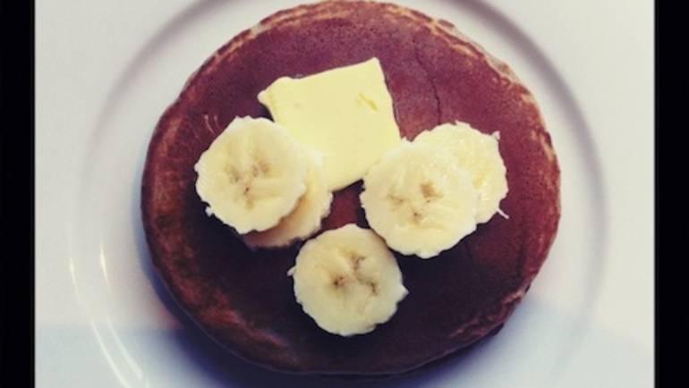 Good Food Friday : buckwheat pancakes