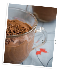 Good Food Friday : Chocolate tofu mousse
