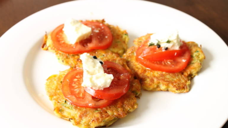 Good Food Friday : Veggie burgers with a twist