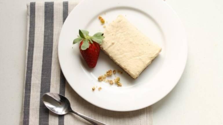 Good Food Friday : Paleo Ekmek Kataifi Pagoto (baked pastry and custard)