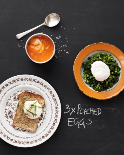 Good Food Friday : Sarah Wilson's poached eggs