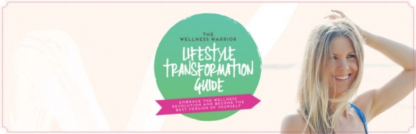 Wellness Warrior's Lifestyle Transformation Guide!