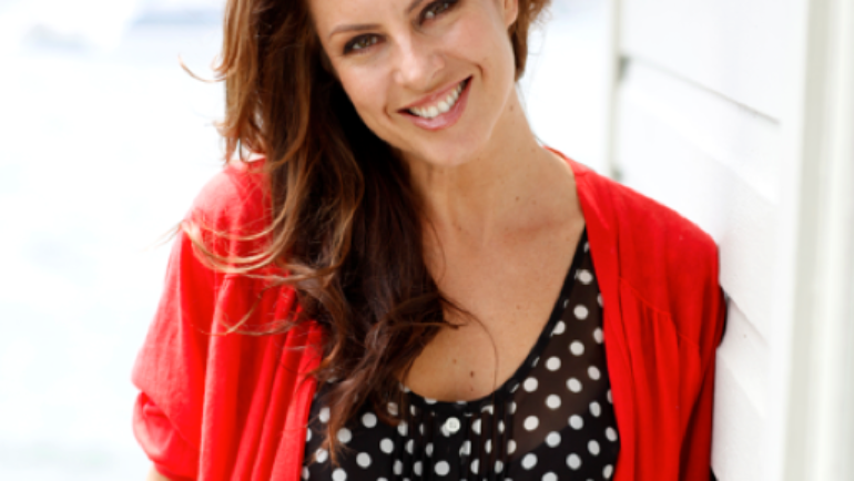 A sugar-free Christmas! Two minutes with Sarah Wilson