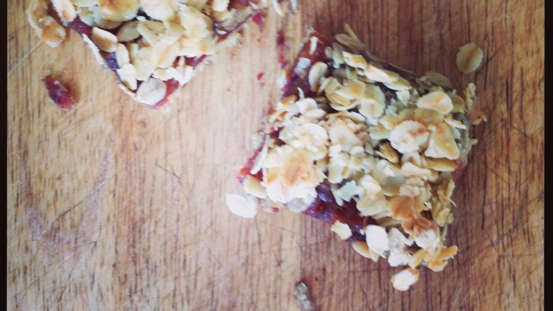 Good food Friday : Nat's fruit slice