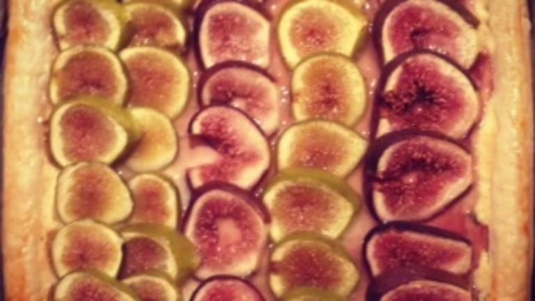 Good Food Friday : Fertile Fig Tart
