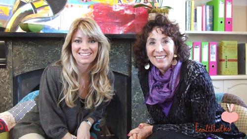 healthtalks – busting through the menopause myths with Dr Sherrill Sellman