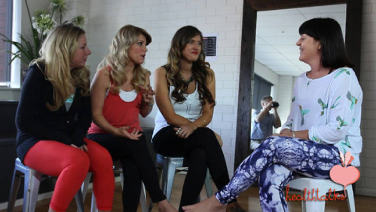 healthtalks :: the hotness of bikram yoga