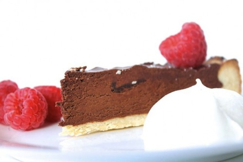 Good Food Friday – my chocolate mousse tart!
