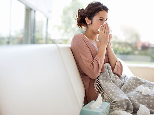 Should you get the flu vax?  Plus some tips to survive winter!