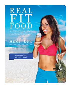 Real Fit Food – giveaway!
