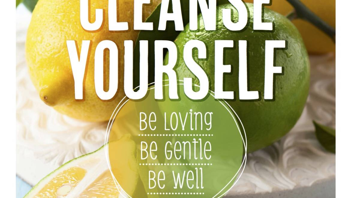 Want to Cleanse Yourself with me (for FREE!)?