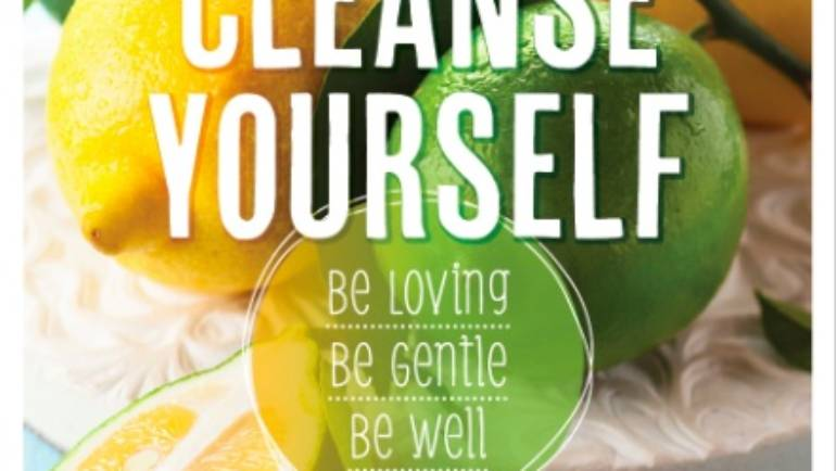 Cleanse Yourself the e-book is almost here!