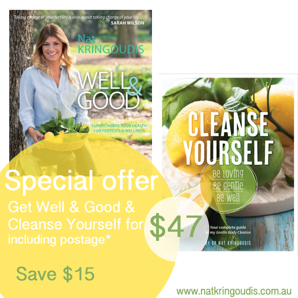 Well&Good_CleanseYourself Promo