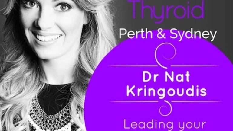 Debunking your Thyroid – Sydney & Perth we are on our way!