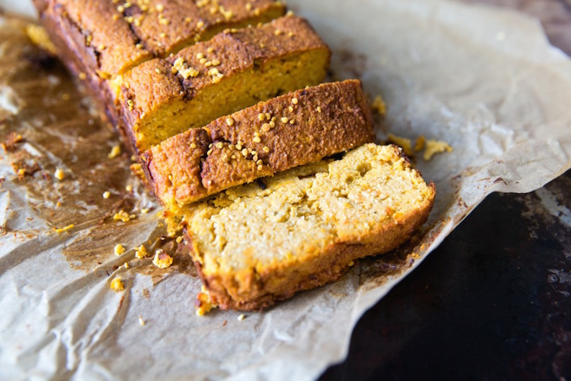 Madeleine Shaw's Paleo Sweet Potato Loaf