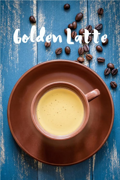 Golden Latte – You're Welcome!