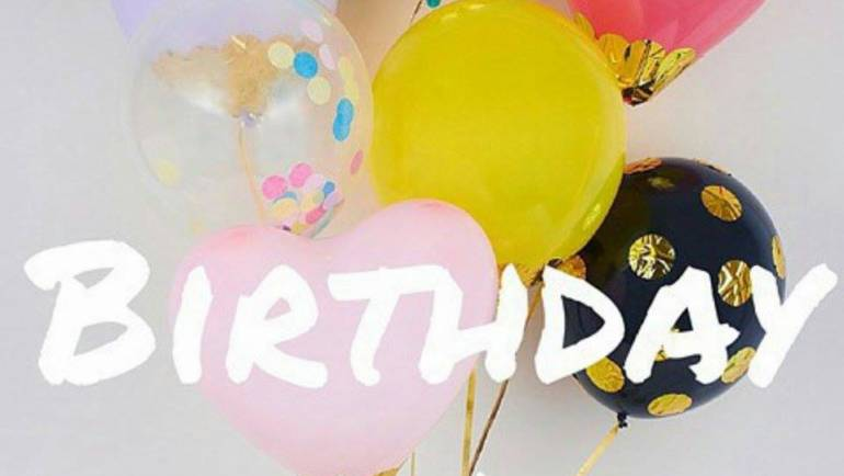 Sharing the birthday LOVE! 30% OFF all products!