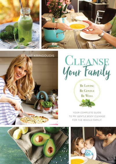 Cleanse Your Family is HERE!