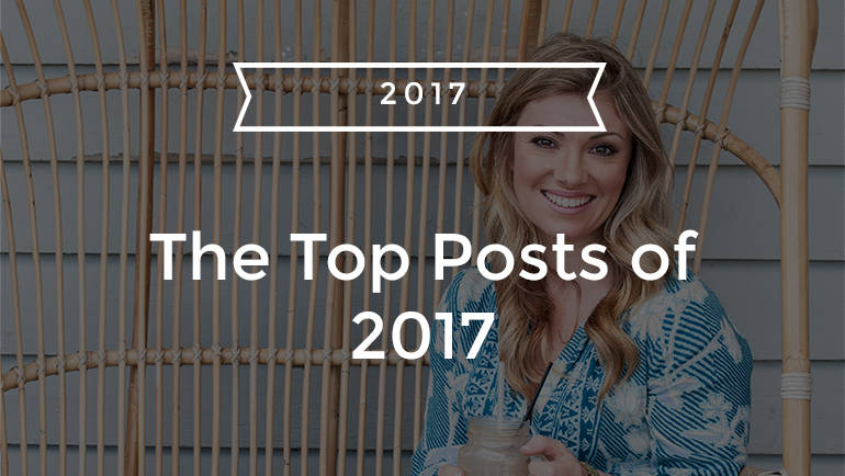 The Top 5 Posts of 2017!