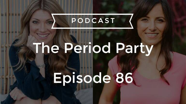PP Episode #86 – Menstruating with the Moon & Lunaception with Dr. Katherine Dale