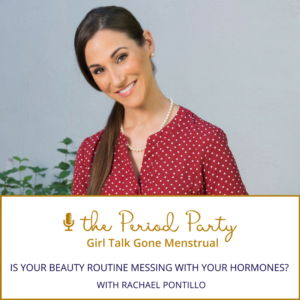 Rachael Pontillo The Period Party Podcast