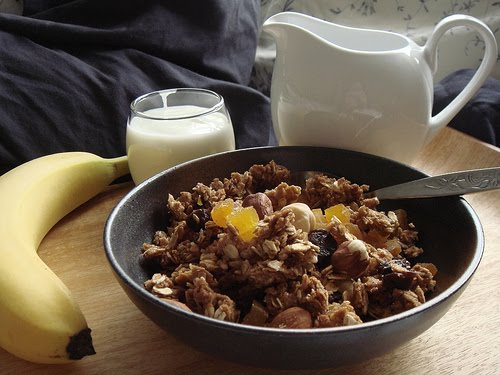 Good Food Friday : Granola