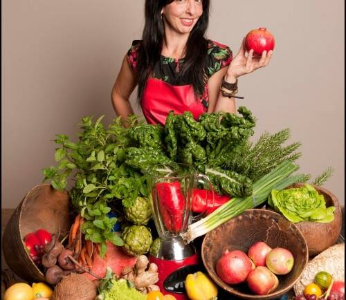 The holistic nutritionalist – Cinzia from Nutrition Darling!