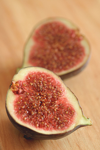 Figs and male sperm