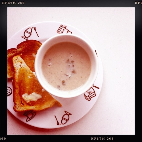 Good Food Friday : Awesome Mushroom Soup