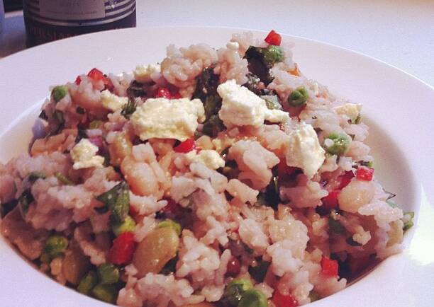Good Food Friday : mujaddarah