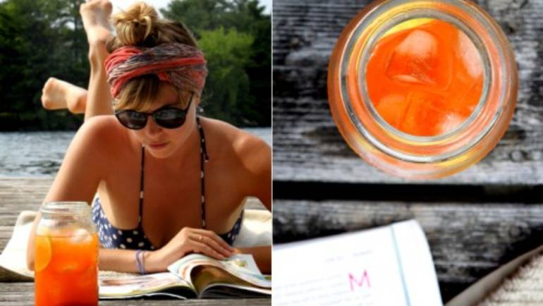 Guest Post – Sarah Britton : Drink your sunscreen!