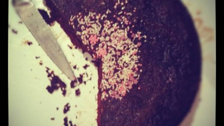 Good Food Friday : Moist Cocoa Cake