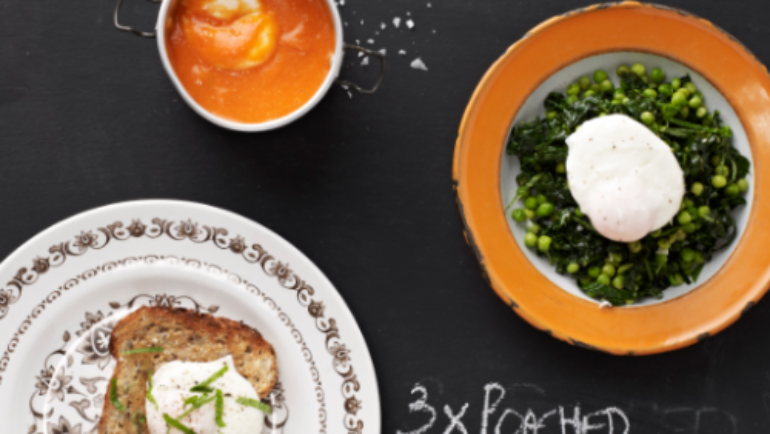 Good Food Friday : Sarah Wilson's poached eggs