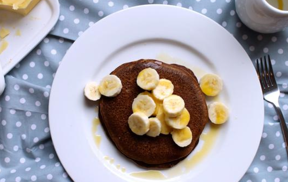 Good Food Friday : Buckwheat pancakes