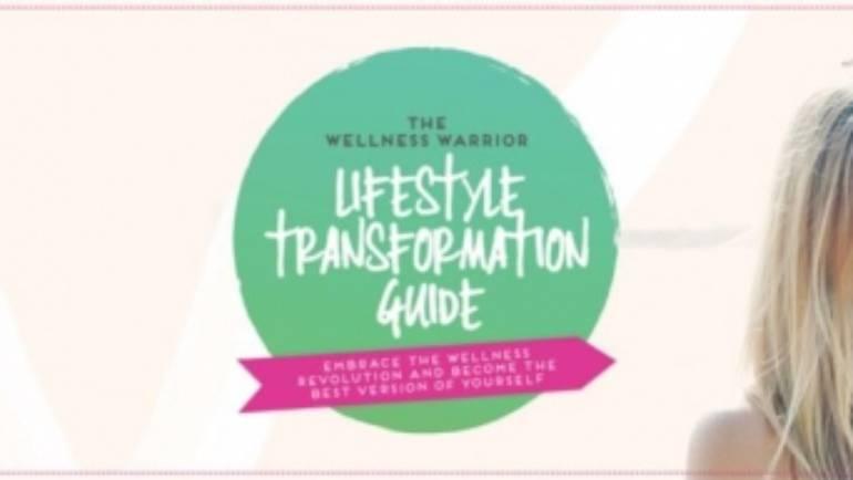 Wellness Warrior's Lifestyle Transformation Guide!