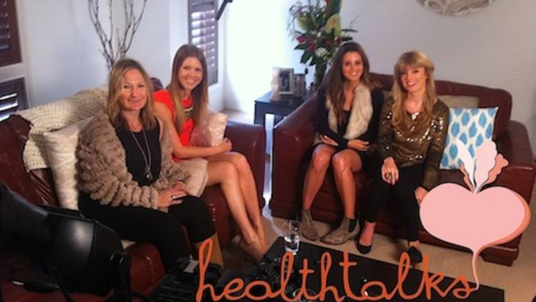 INTRODUCING… healthtalks