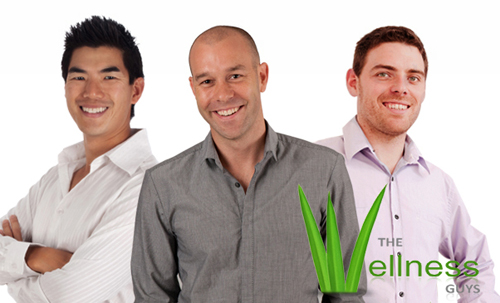 Ep 7.  wellness guys meet healthtalks!