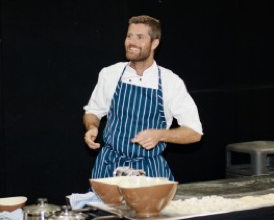An interview with Pete Evans, of the recent 'activated almonds' fame