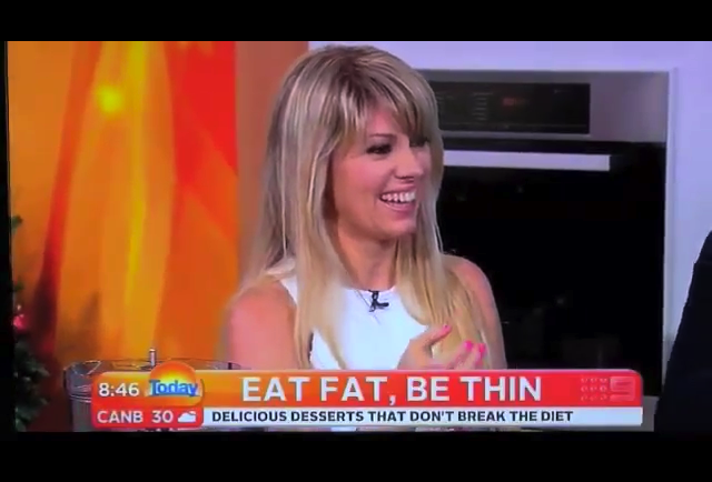 Eat Fat, Be Thin – as seen on the Today Show