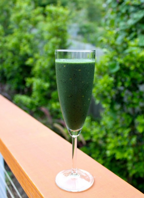 Good Food Friday : The Wellness Warrior smoothie