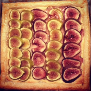 Good Food Friday : Fertile Fig Tart