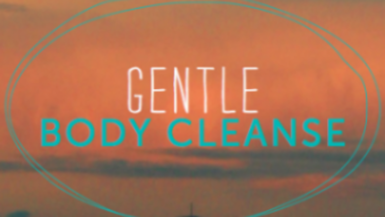 Winter is over – we're Gentle Body Cleansing!