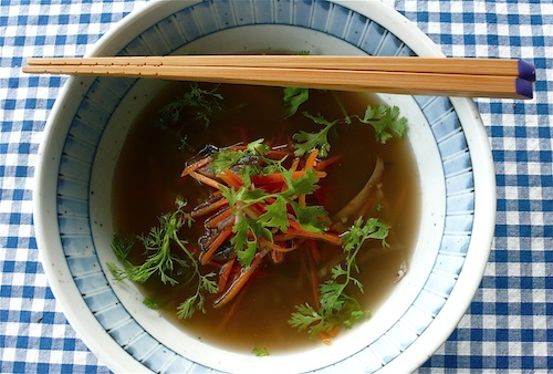 Good Food Friday: Anny Foder's Miso soup