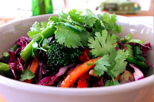 Good Food Friday: My veggie stir-fry