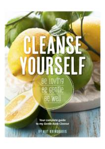 Cleanse Yourself Cover