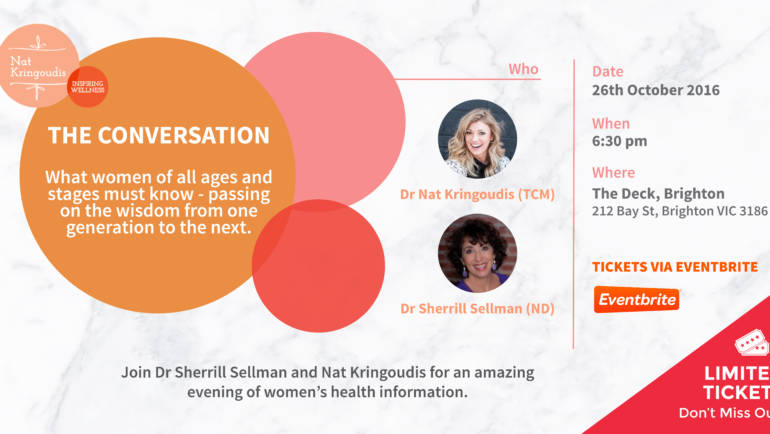 The Conversation – Join us for this upcoming event!