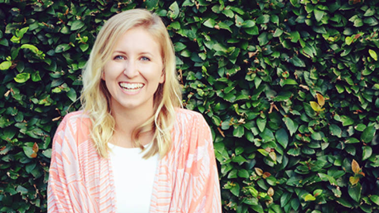 Two minutes with Hayley Richardson