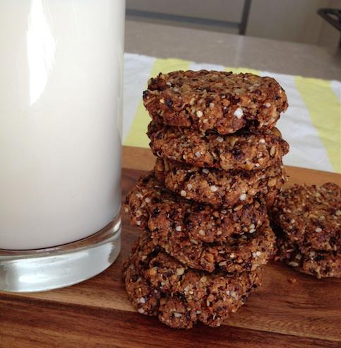 Good Food Friday: Angeline's Coconut Almond Cookies
