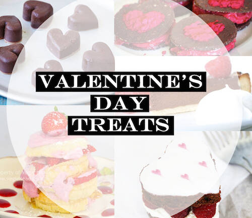 My 5 Fave Valentines Day Treats